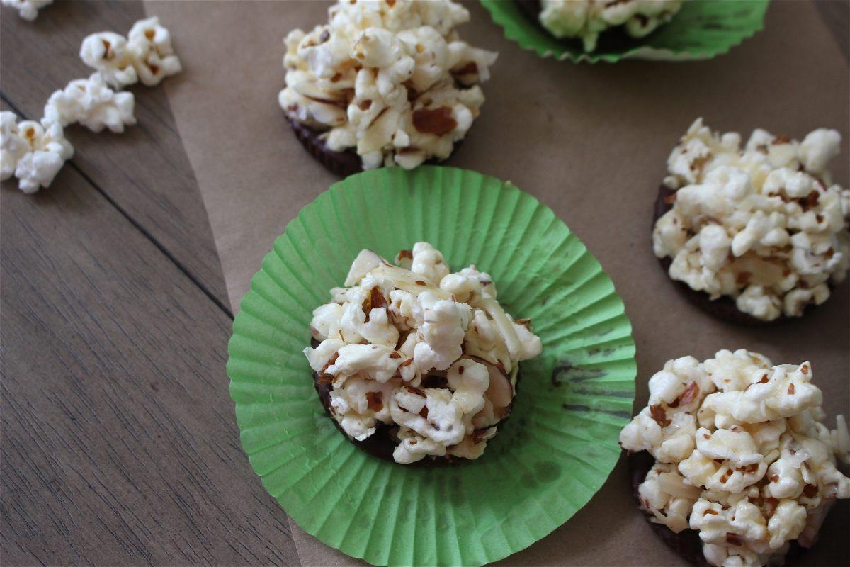Popcorn Sliders
